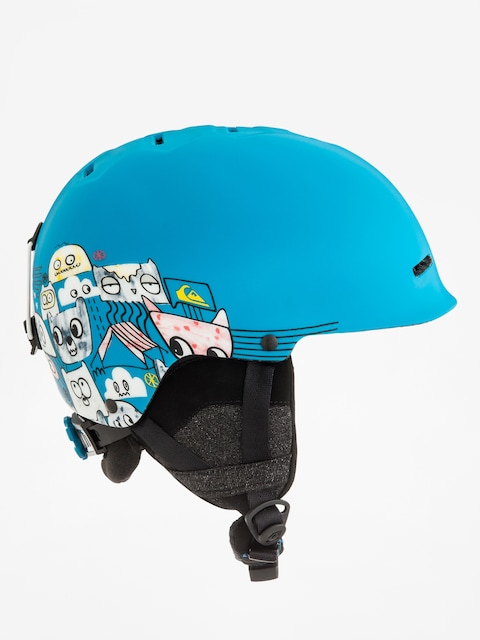 Helma Quiksilver Empire (animal part blue)