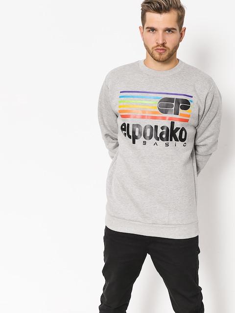 Mikina El Polako Rainbow