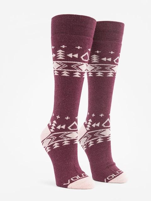 Ponožky Volcom Tundra Tech Wmn
