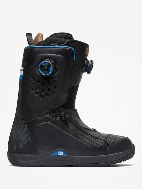 Boty na snowboard DC Travis (black)