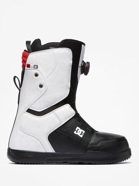 Boty na snowboard DC Scout (white)