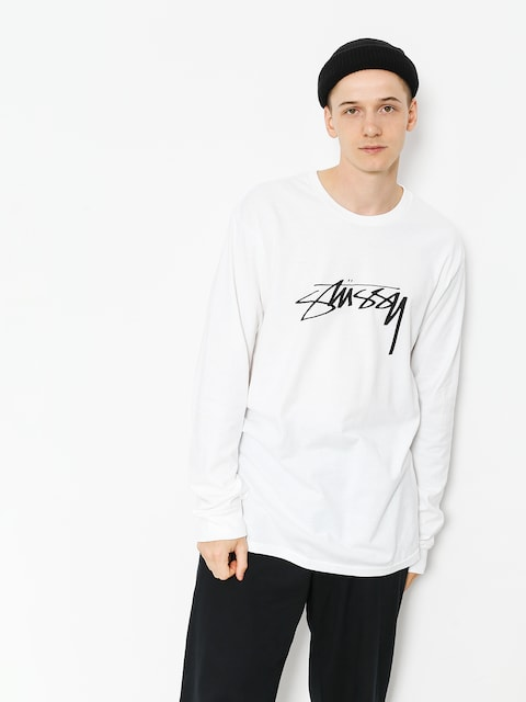 Triko Stussy Smooth Stock (white)