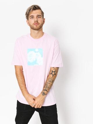 Tričko Primitive Blue Rose (pink)