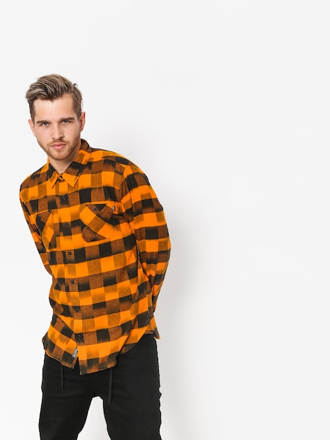 Košile Primitive Buffalo LS (sunset/black)