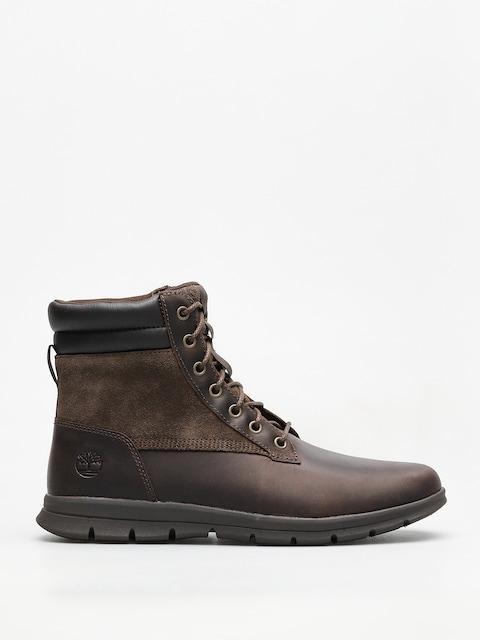 Zimní boty Timberland Graydon Casual 6 Inch Wr (dark brown)