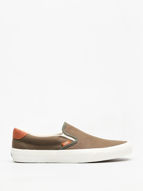 Boty Vans Slip On 59 (dusty olive)