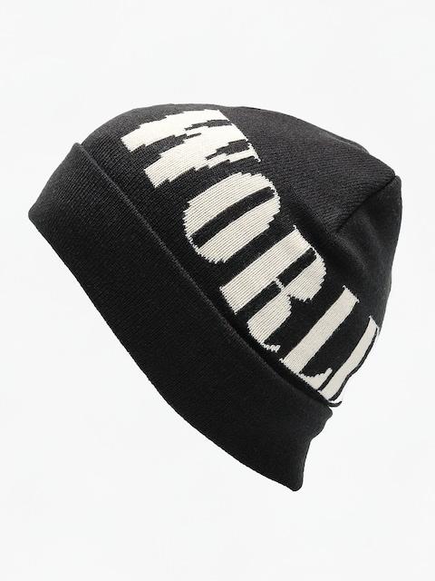 Čepice HUF Serif (black)