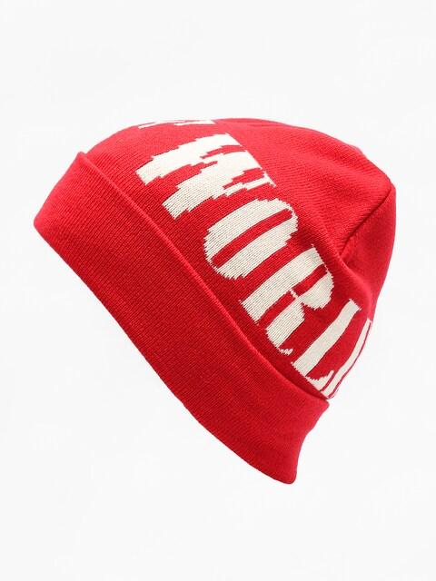 Čepice HUF Serif (scarlet)