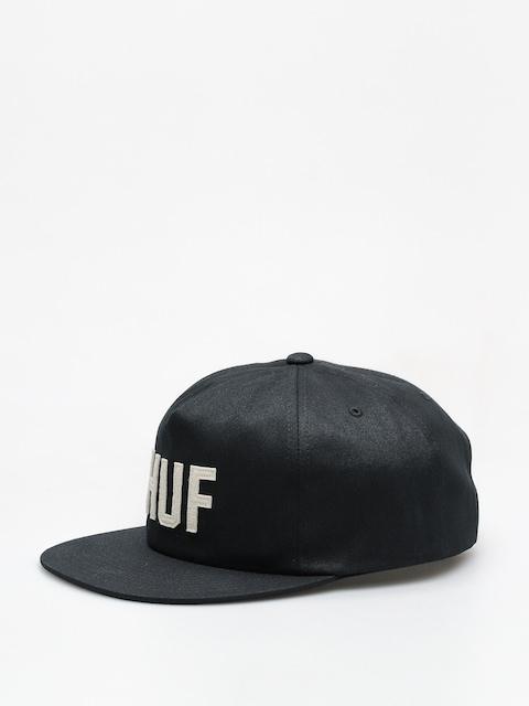 Kšiltovka  HUF Corps Snapback ZD (black)