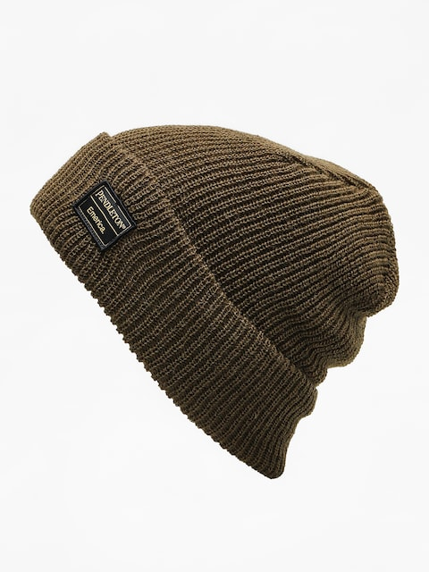 Čepice Emerica Pendleton Cuff Beanie (fatigue)