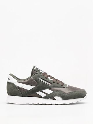Boty Reebok Cl Nylon M (sf dark cypress/white)