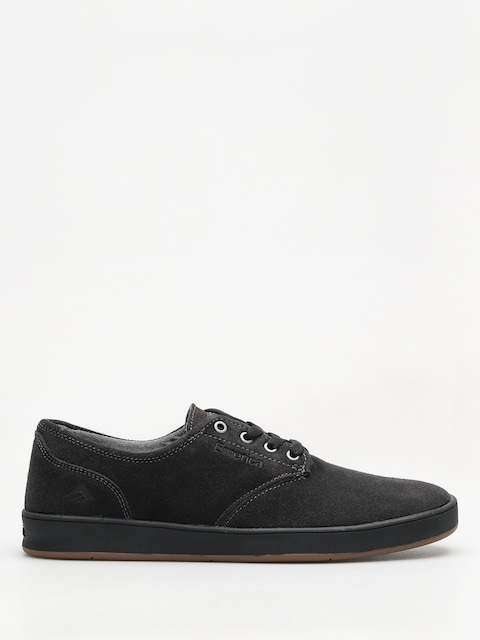 Boty Emerica The Romero Laced (dark grey/black/gum)