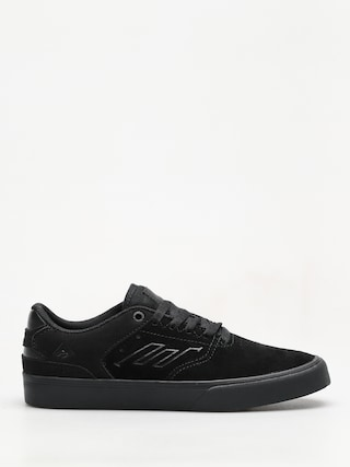 Boty Emerica The Reynolds Low Vulc (black raw)