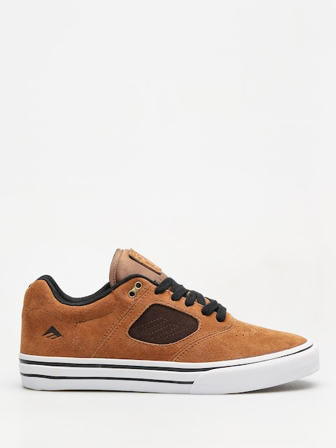 Boty Emerica Reynolds 3 G6 Vulc (tan/brown)