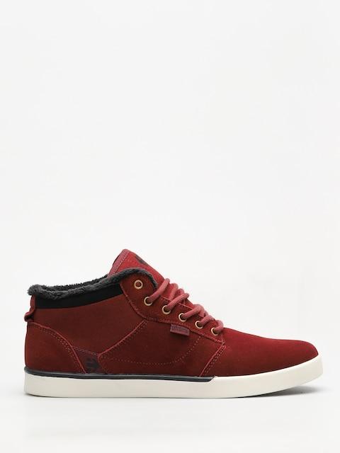 Zimní boty Etnies Jefferson Mid (burgundy/gold)