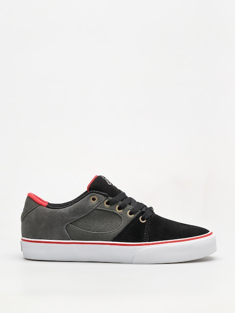 Boty Es Square Three (black/charcoal)