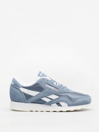 Boty Reebok Cl Nylon Wmn (mutedberries blue slate/white/chalk)