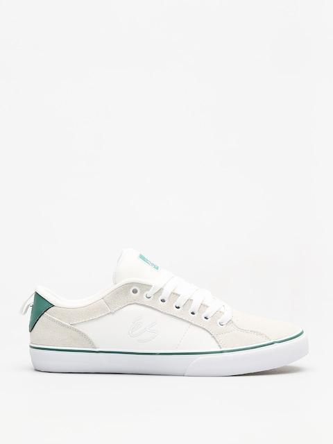 Boty Es Aura Vulc (white/green)