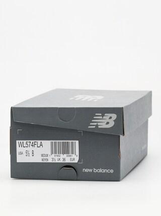 Boty New Balance 574 Wmn (alabaster)