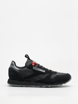 Boty Reebok Cl Leather Explore (black/alloy/carotene)