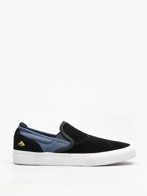 Boty Emerica Wino G6 Slip On (black/blue)