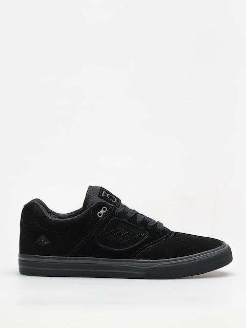 Boty Emerica Reynolds 3 G6 Vulc (black/black)