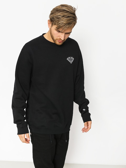 Mikina Diamond Supply Co. Brilliant (black)