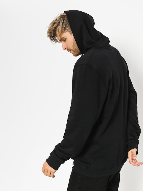 Mikina s kapucí Diamond Supply Co. Og Sign HD (black)