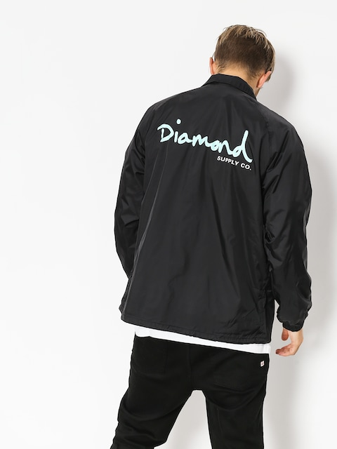 Bunda Diamond Supply Co. Og Script Coach