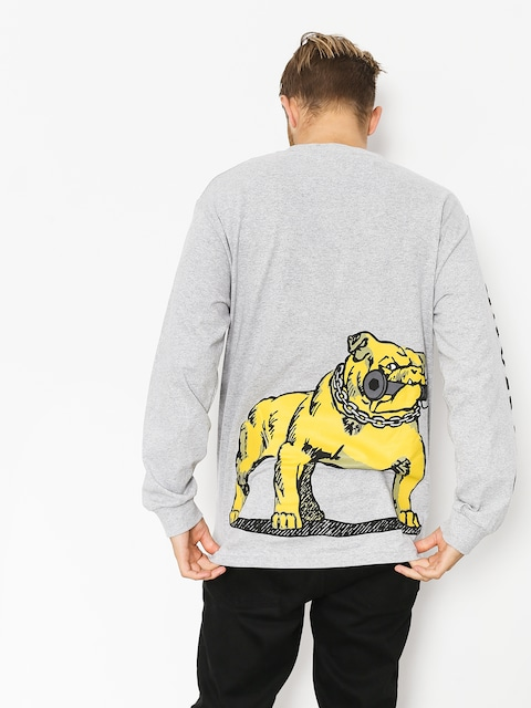 Triko Diamond Supply Co. Bulldogs (heather grey)