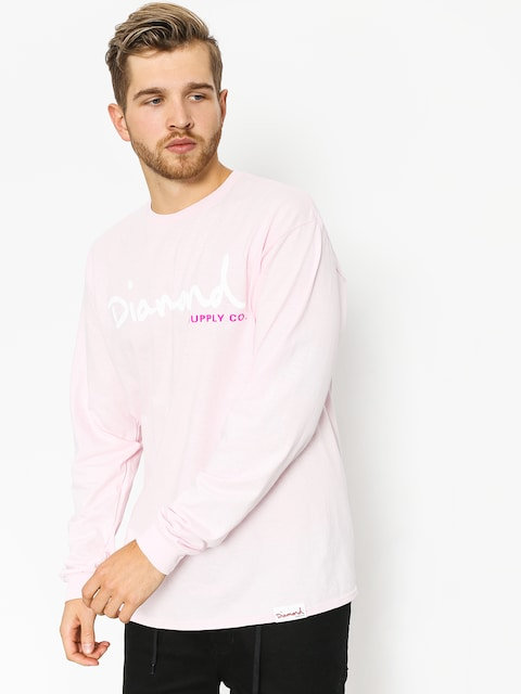 Triko Diamond Supply Co. Og Script (pink)