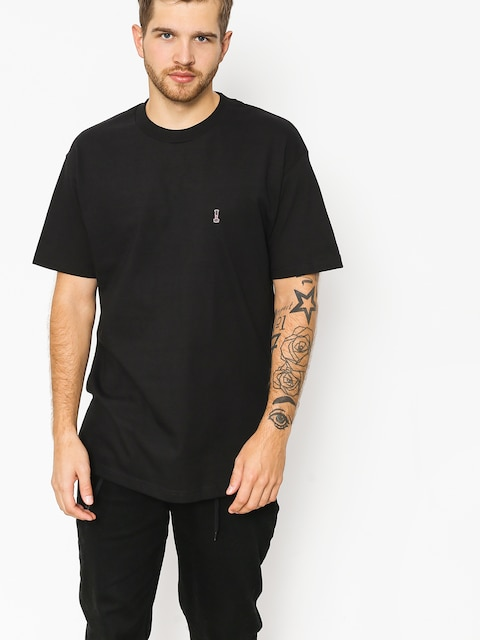 Tričko Diamond Supply Co. Fasten (black)