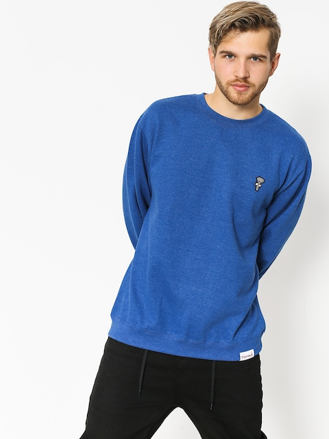 Mikina Diamond Supply Co. Screwed Up (royal blue)