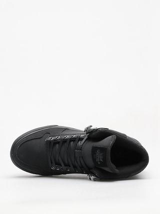 Boty Supra Vaider Cw (black black/dark gum)