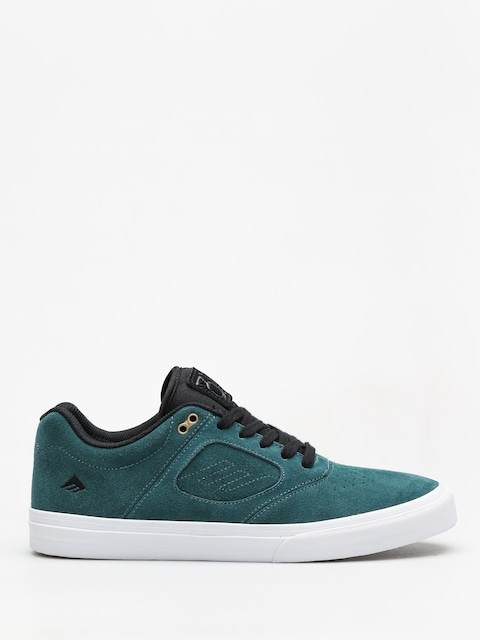 Boty Emerica Reynolds 3 G6 Vulc (teal/black)