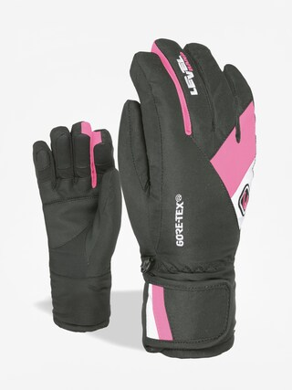Rukavice Level Force Jr Gore Tex (fucsia)