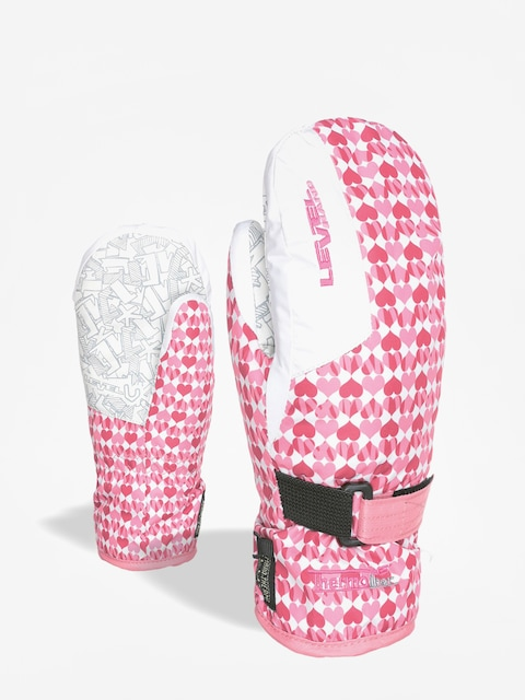 Rukavice Level Junior Mitt (pattern)