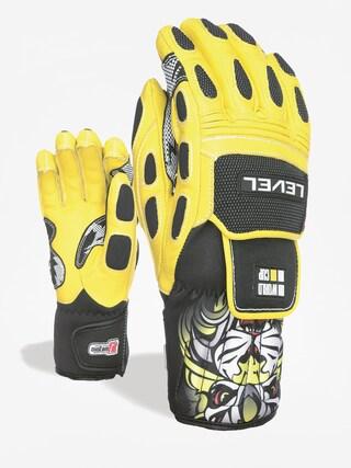 Rukavice Level Worldcup Jr Cf (yellow)