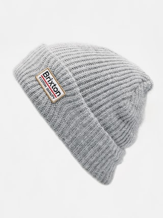 Čepice Brixton Palmer II Beanie (light heather grey)