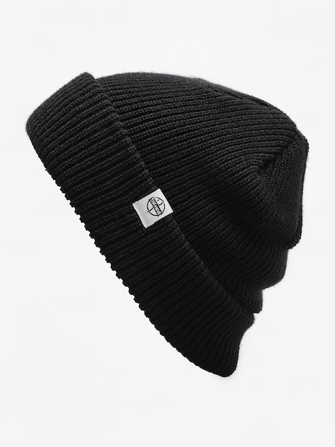 Čepice The Hive Abel Beanie (black)