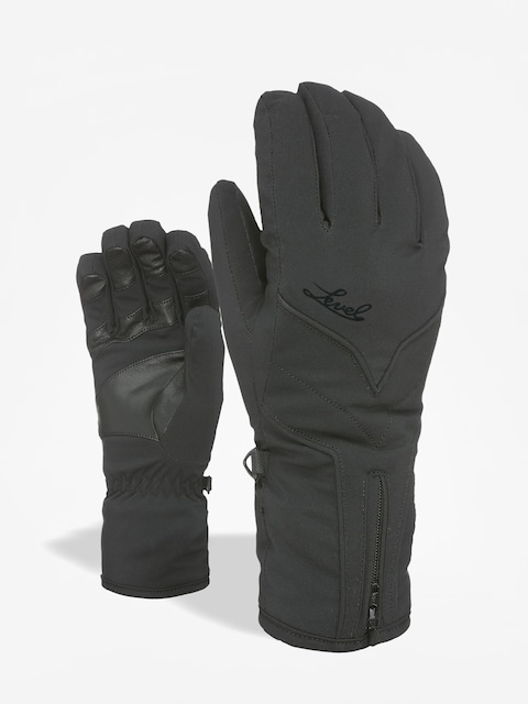 Rukavice Level Liberty Gore Tex Wmn (black)