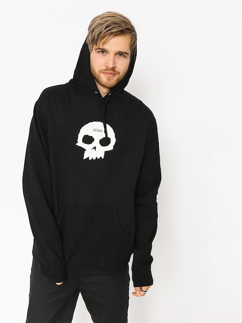 Mikina s kapucí Zero Single Skull HD