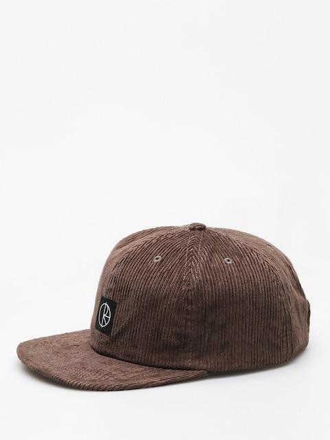 Kšiltovka  Polar Skate Corduroy (brown)