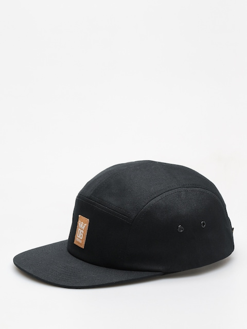 Kšiltovka  Supra Og Crown ZD (black/tan/bon)