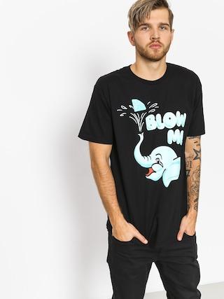 Tričko Diamond Supply Co. Blow Me (black)