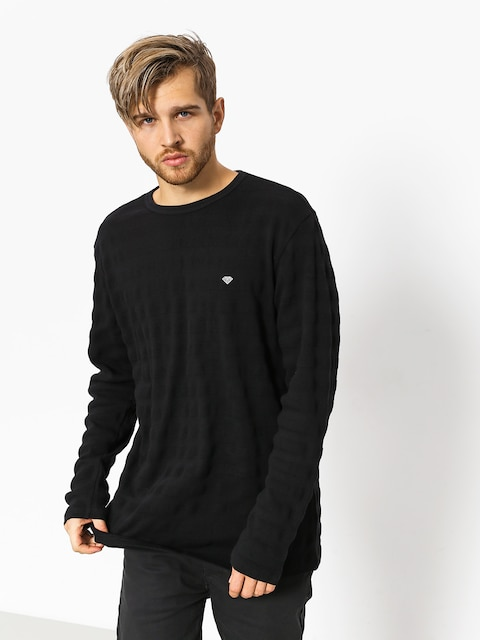 Triko Diamond Supply Co. Sportman Ls (black)