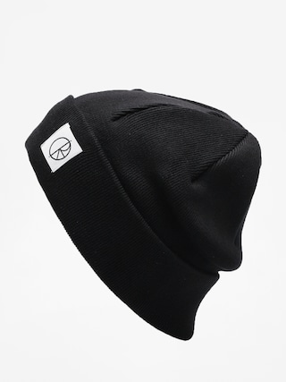 Čepice Polar Skate Cotton Beanie (black)