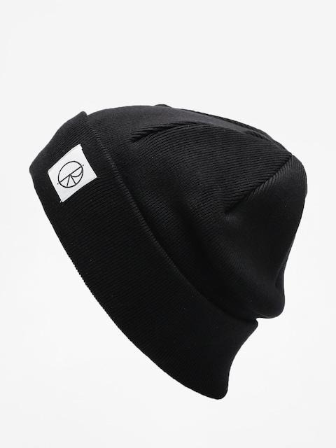 Čepice Polar Skate Cotton Beanie (black)