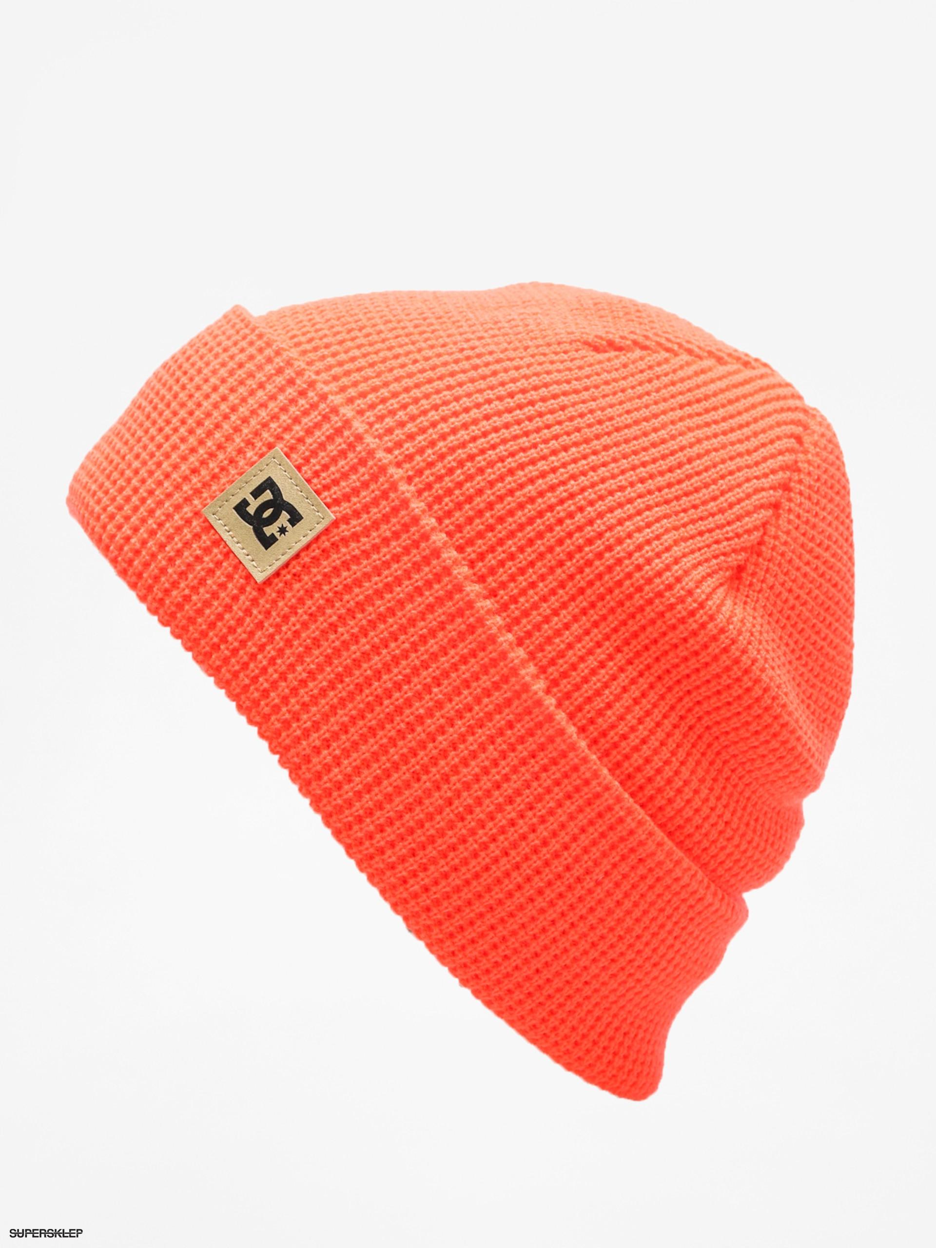 Čepice DC Neesh 2 ZD (fiery coral) b3d50ff045