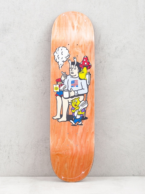 Deska Polar Skate Aaron Herrington Just Like Drugs (orange)